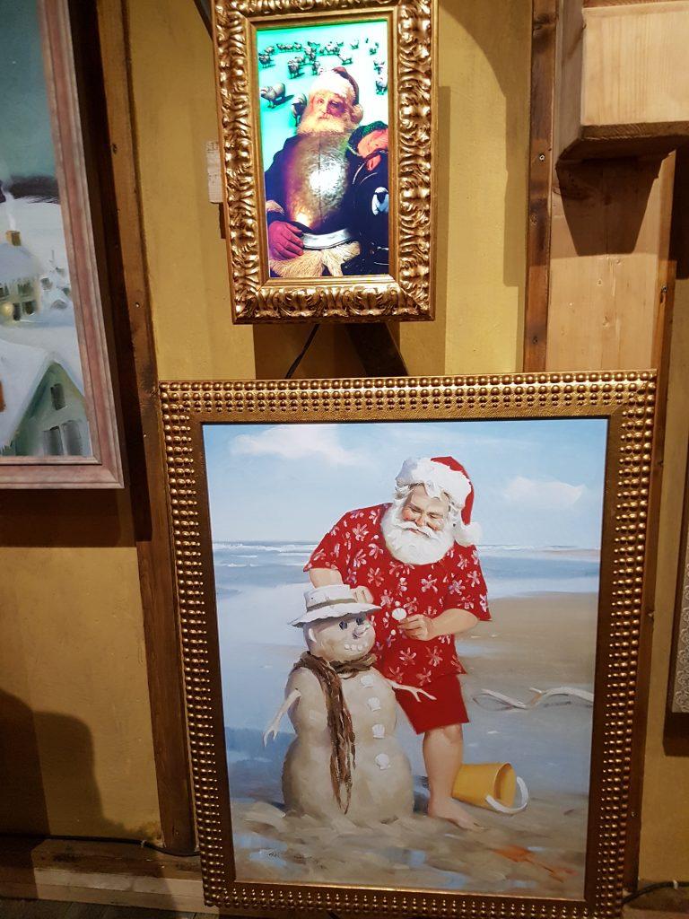 galleria di babbo natale