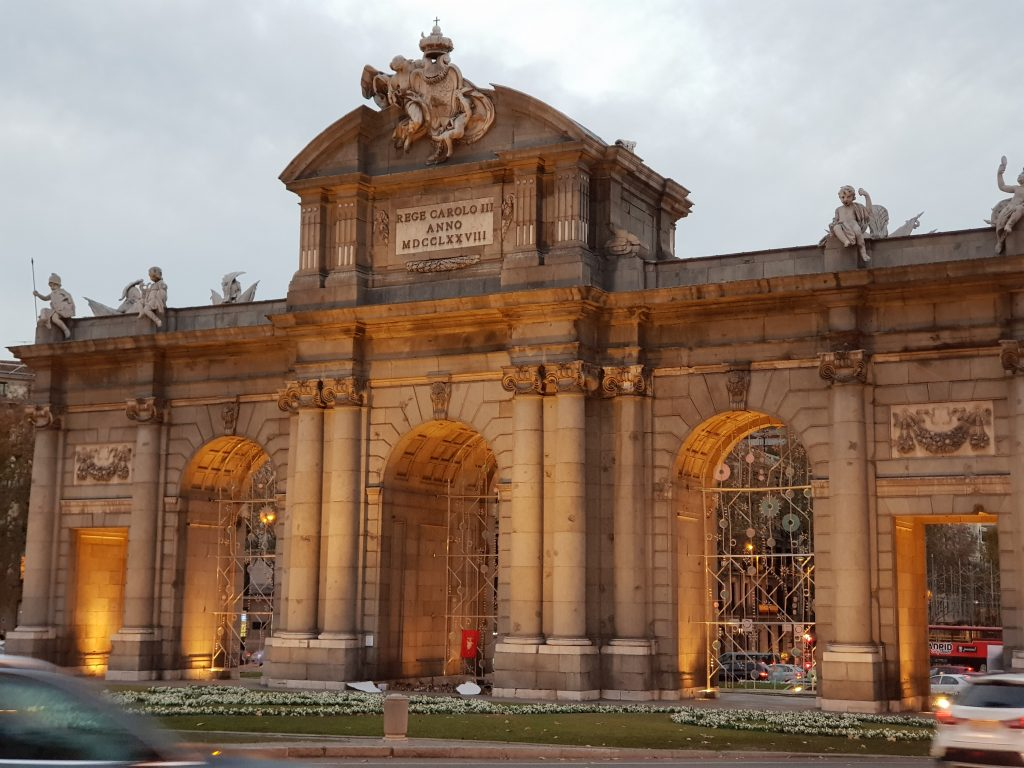 Puerta de Alcalà