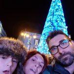 Madrid a Natale con i bambini