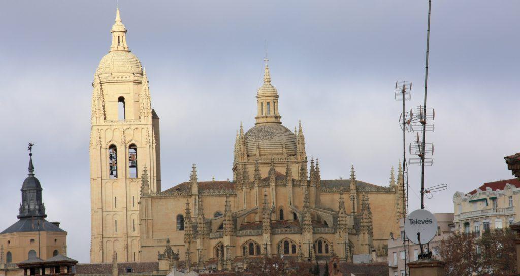 cattedrale di Segovia