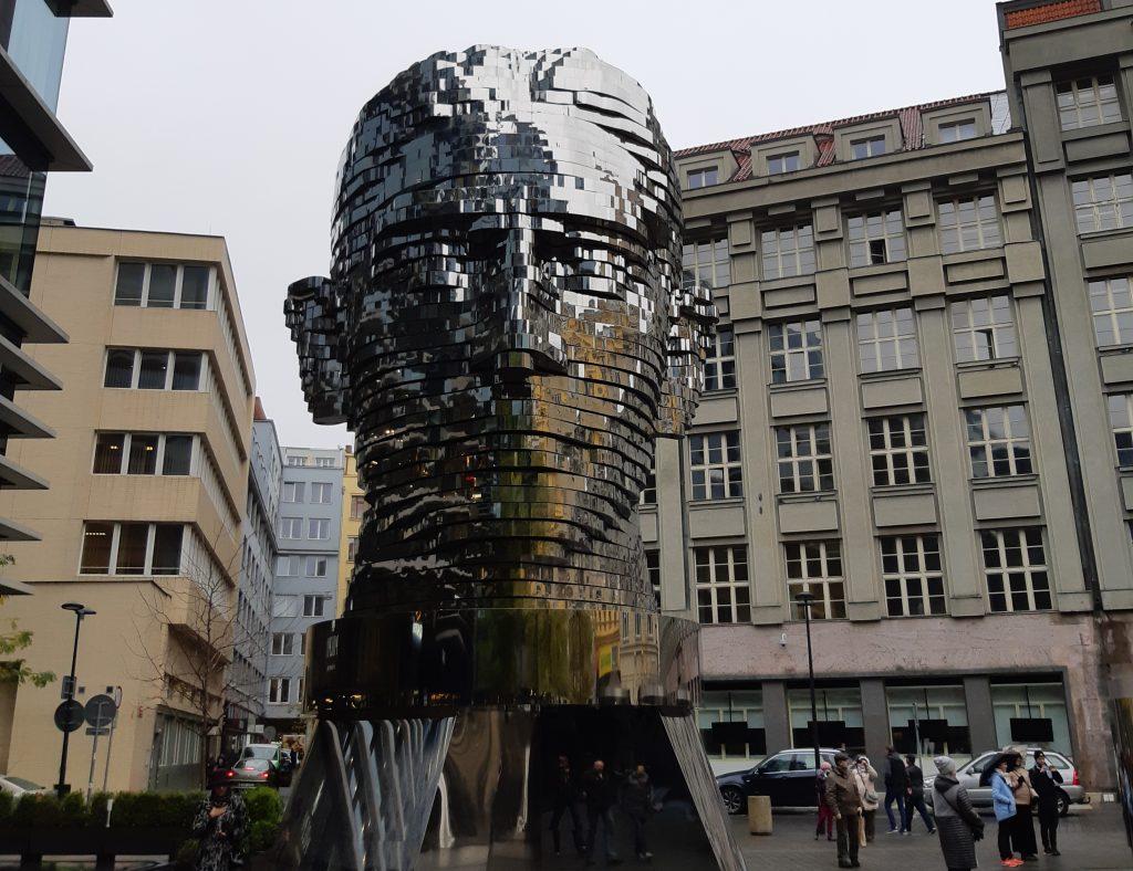 statua di Kafka