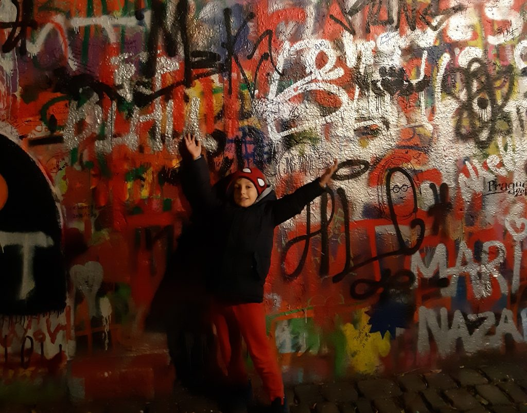 Muro di Lennon