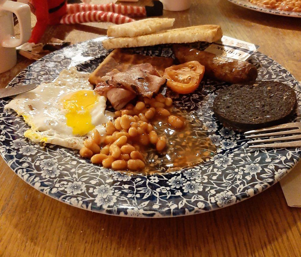 colazione in Scozia