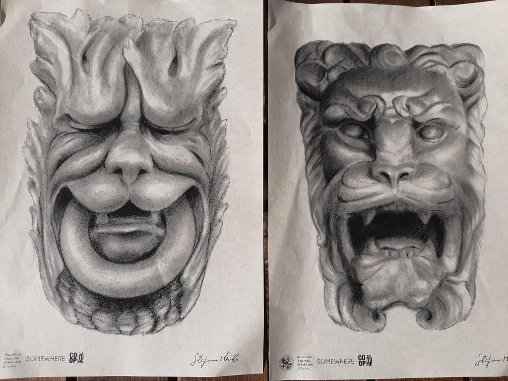 mascheroni di Torino